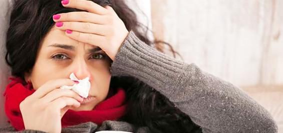 Готовимся дать отпор сезонным простудным заболеваниям